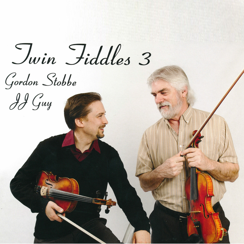 Twin Fiddles 3  album cover