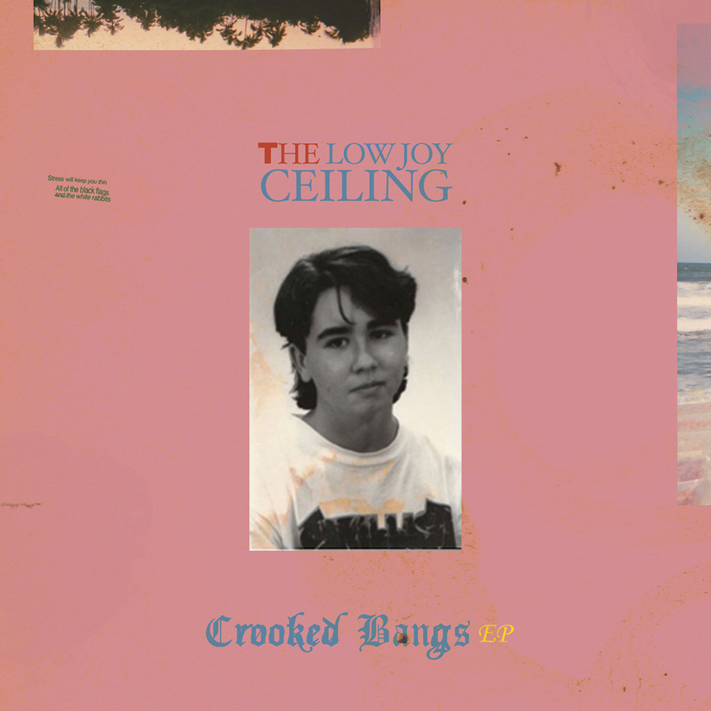Crooked Bangs EP  album cover