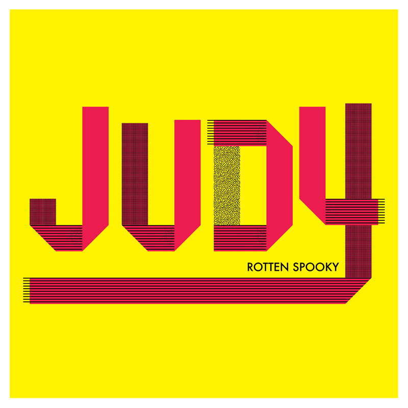 Judy  album cover