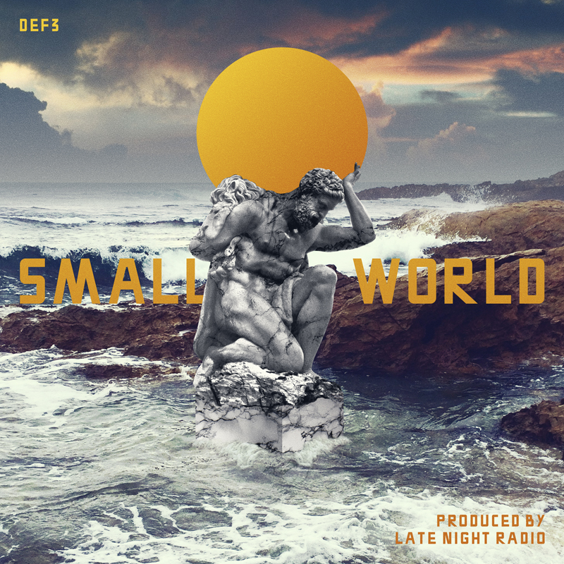 Small World album cover