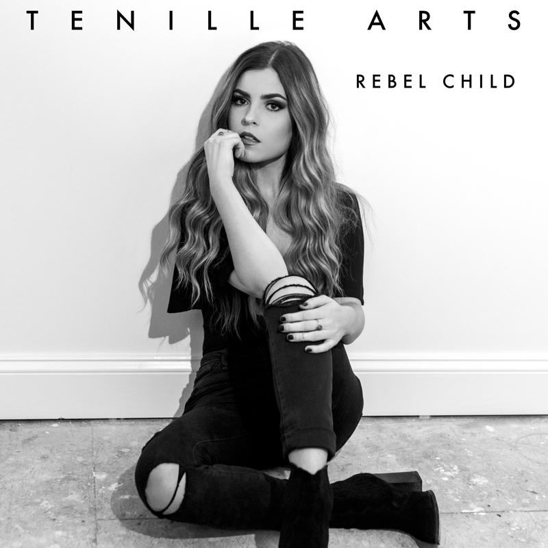 Rebel Child album cover