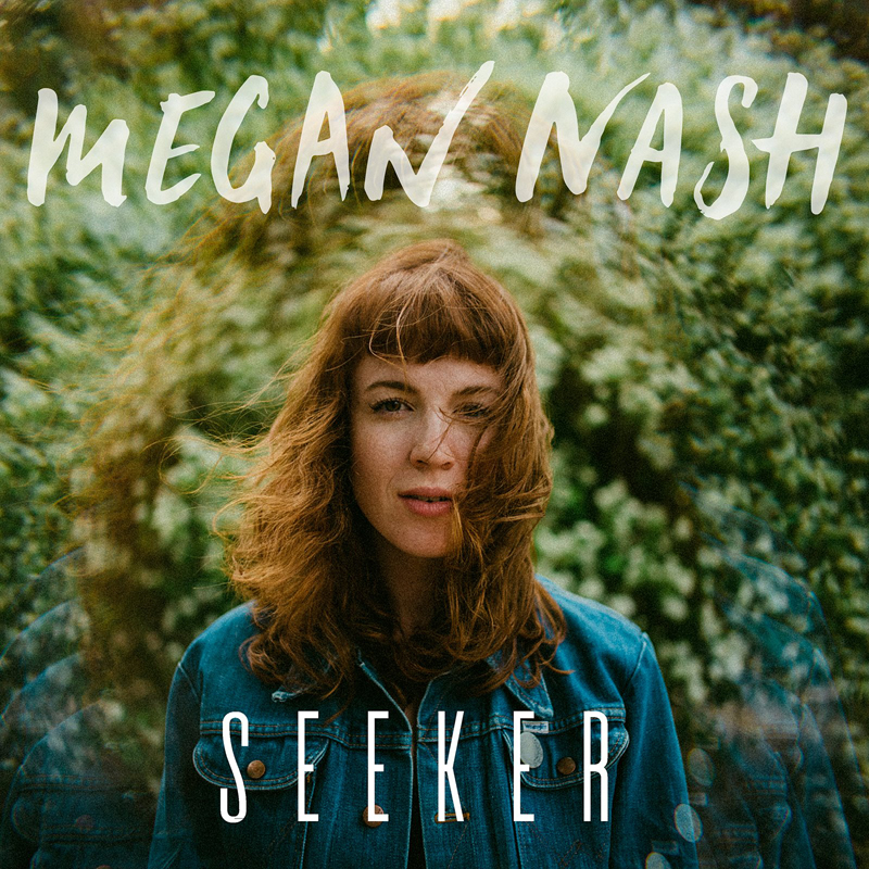 Seeker album cover