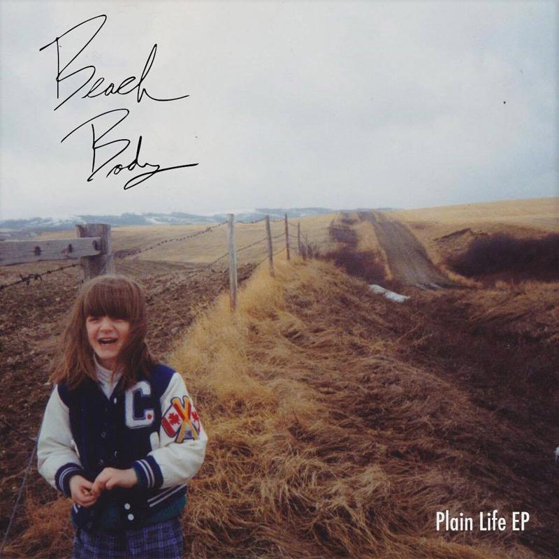 Plain Life EP album cover