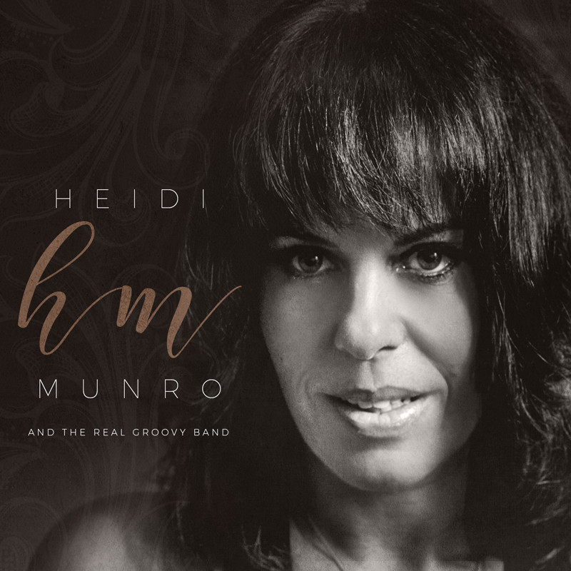 Heidi Munro & The Real Groovy Band album cover