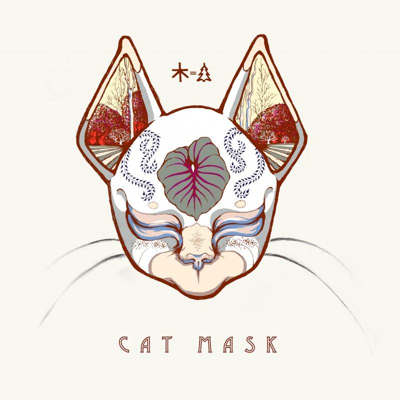 Cat Mask album cover