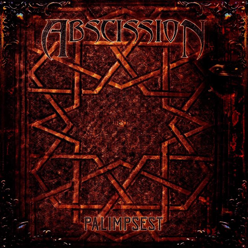 Palimpsest album cover