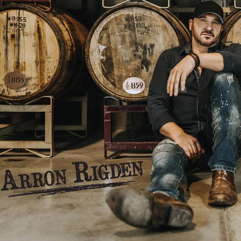 Arron Ridgen album cover