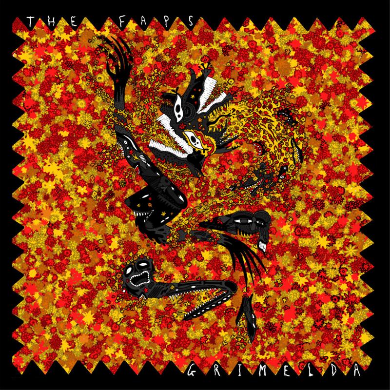 Grimelda album cover