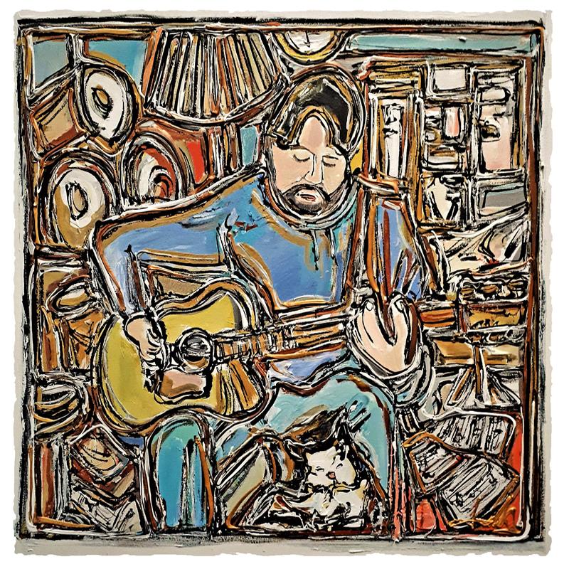 Talking Drum album cover
