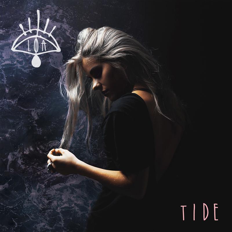 TIDE album cover