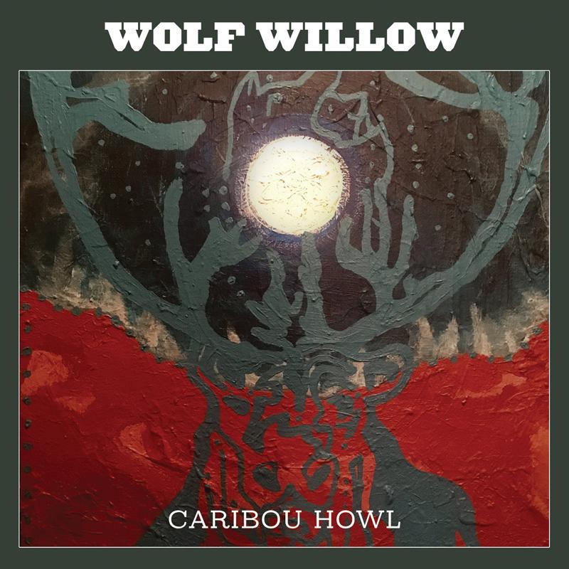 Caribou Howl album cover