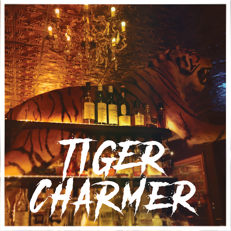 Tiger Charmer album cover