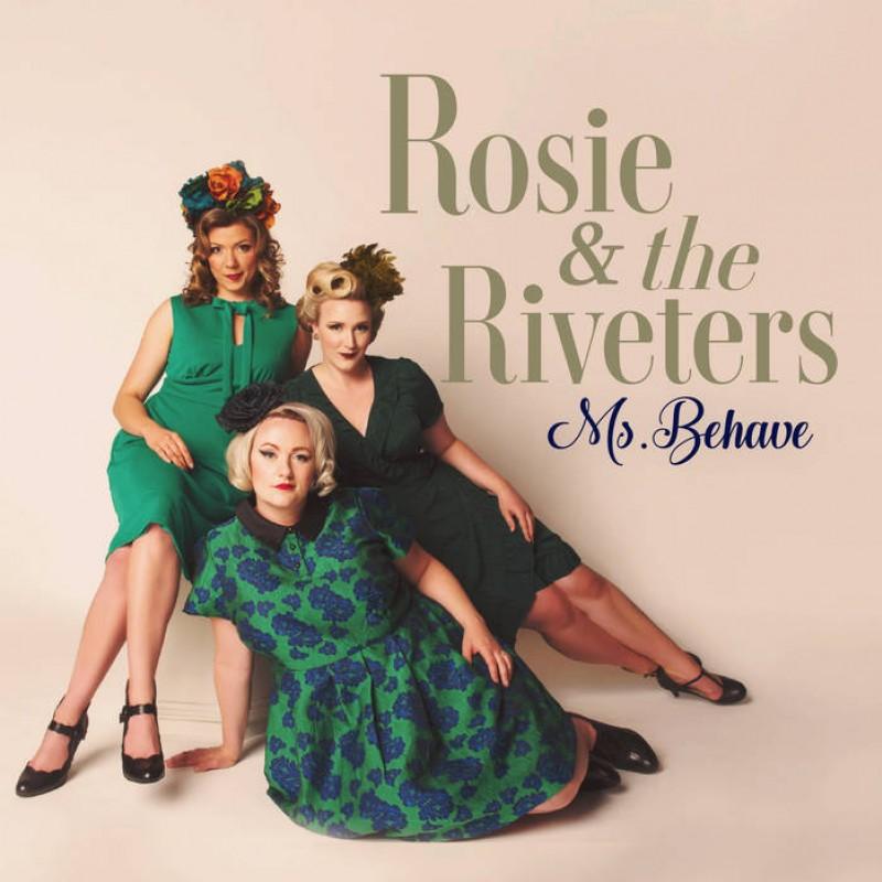 Ms. Behave album cover