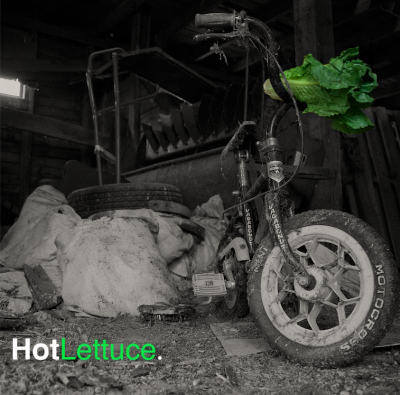 Hot Lettuce EP album cover