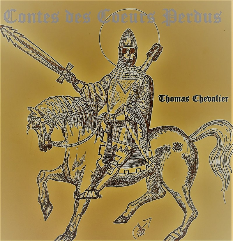 Contes de Coeur Perdus album cover