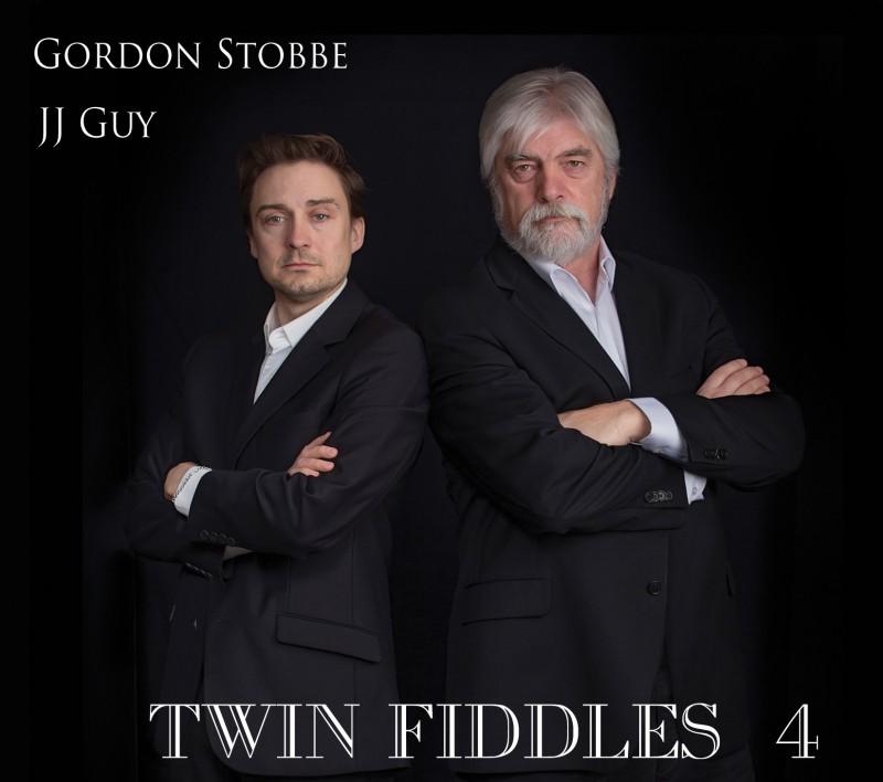 Twin Fiddles 4 album cover