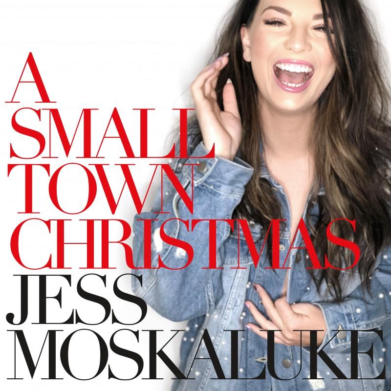 A Small Town Christmas album cover