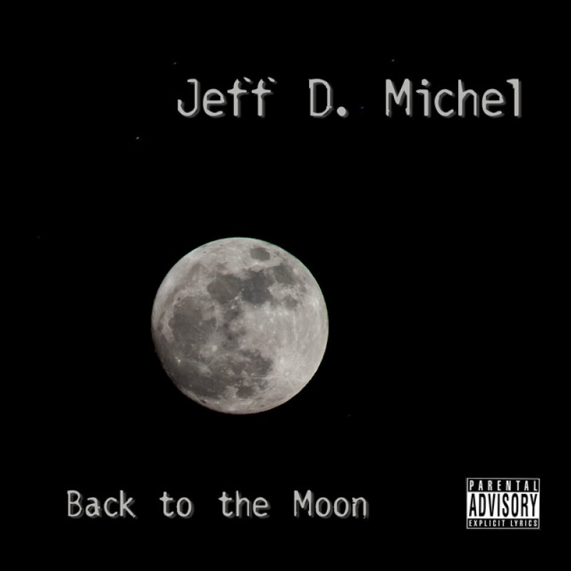 Back to the Moon album cover