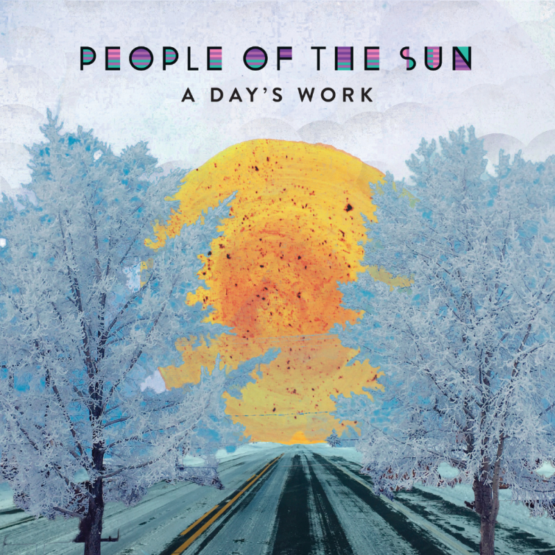 A Day's Work album cover