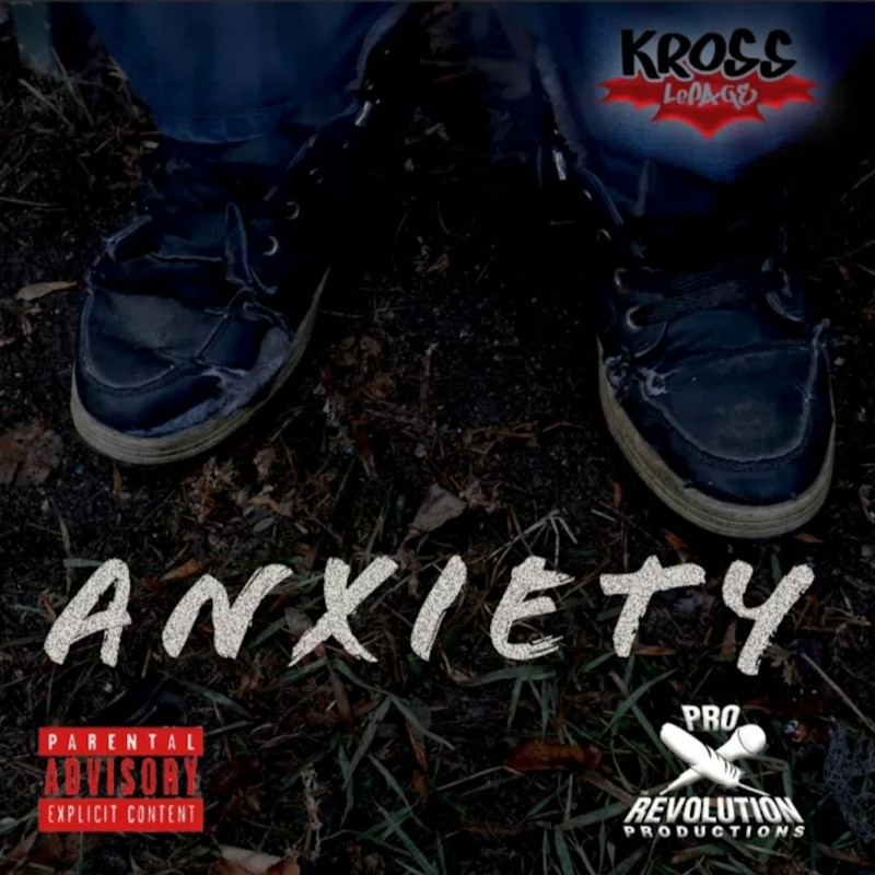 Anxiety E.P Vol 1 album cover