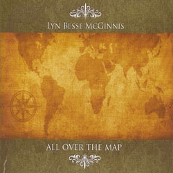 All Over The Map album cover