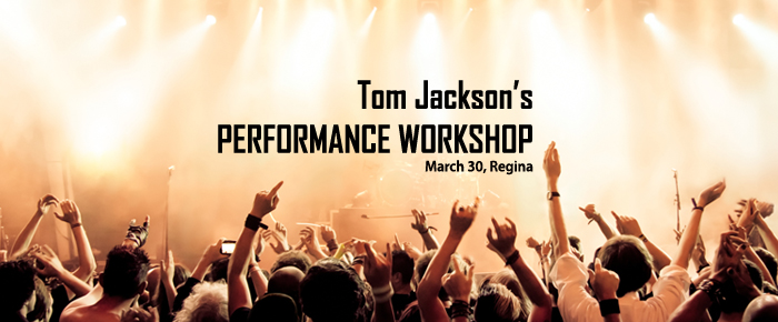 Tom Jackson Performance