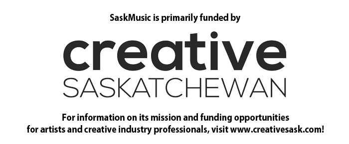 Creative Sask thanks
