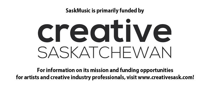 Creative Sask thanks