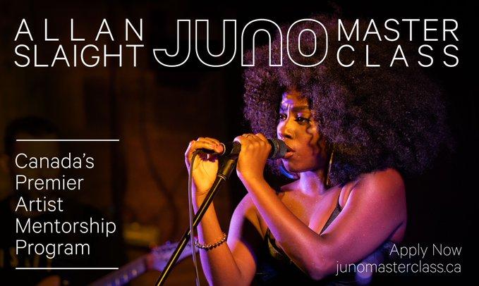 Juno masterclass