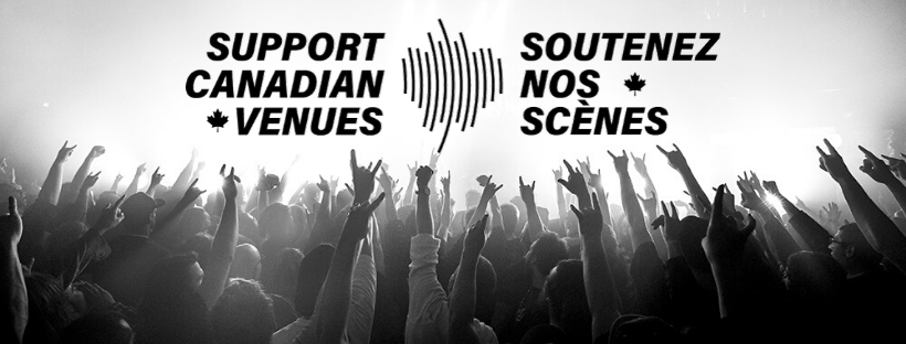 Support Canadian Venues