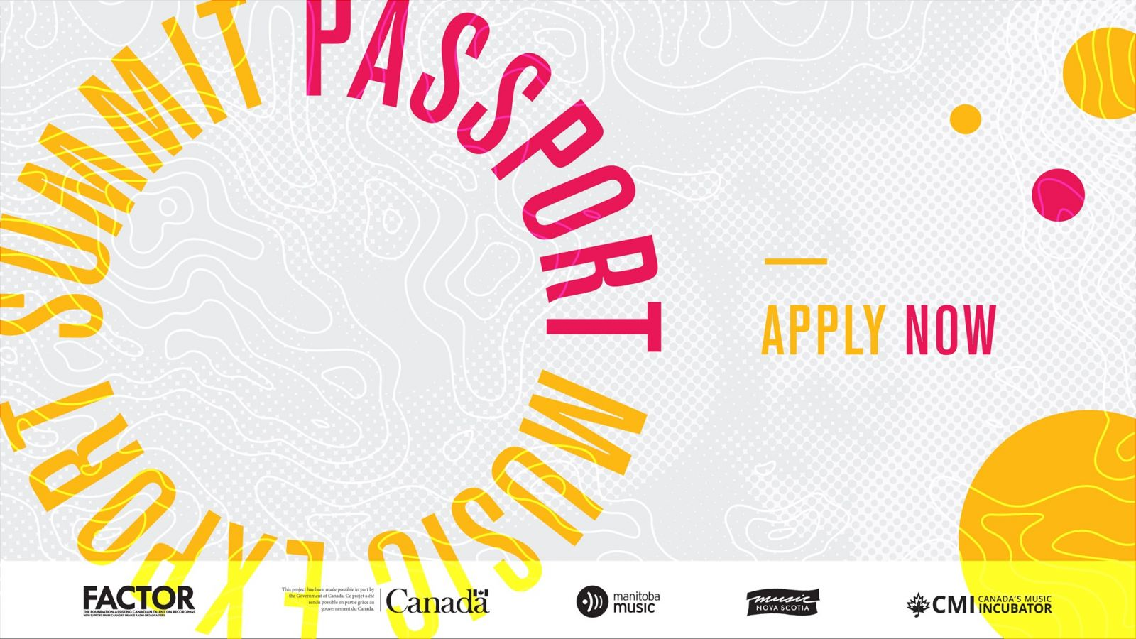 Passport Music Summit
