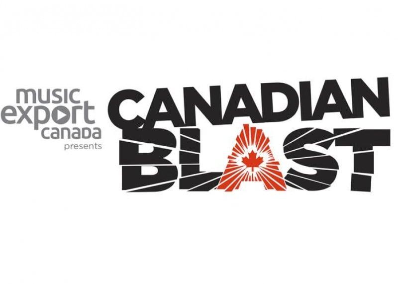 Canadian blast bbq