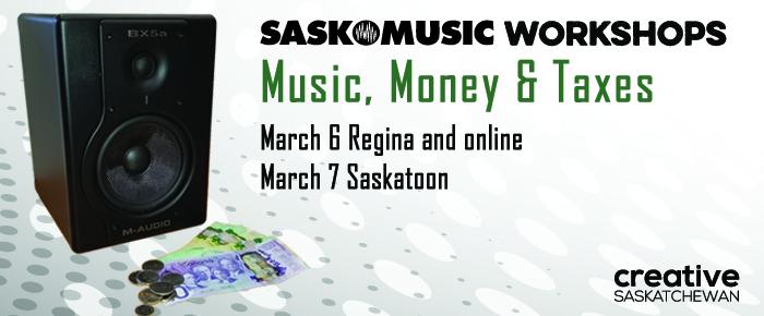 Music Money Taxes