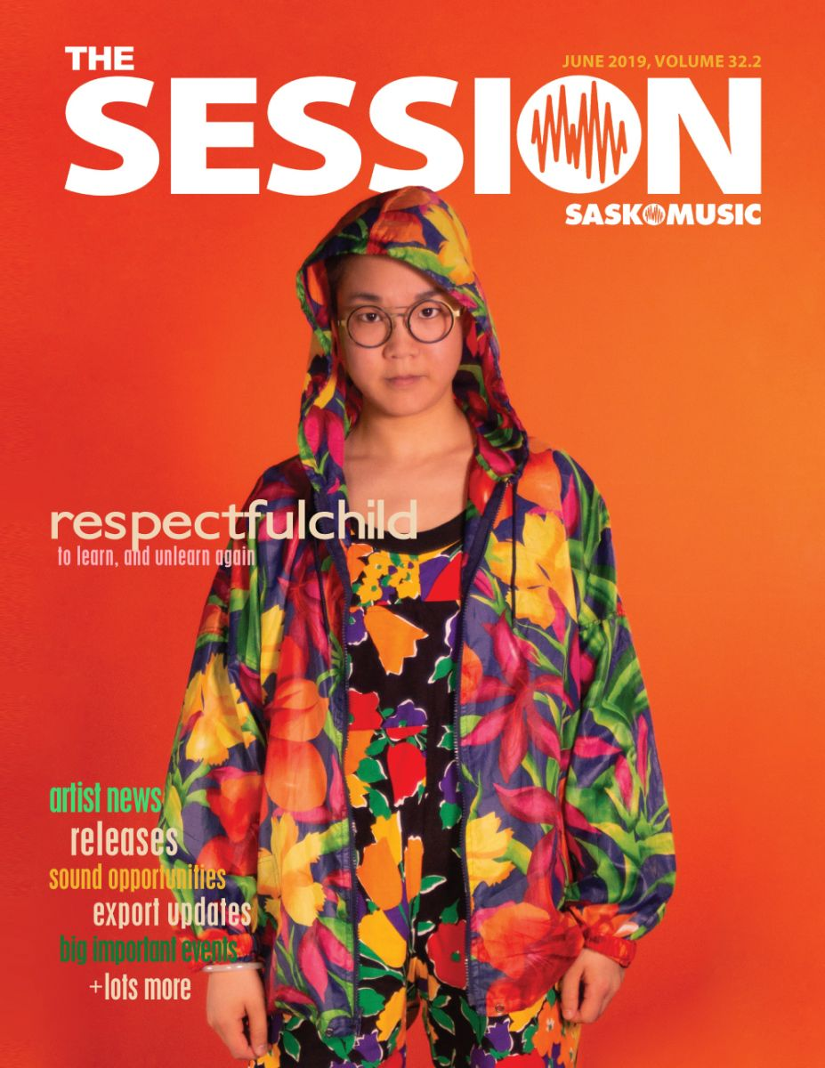 June 2019 The Session cover