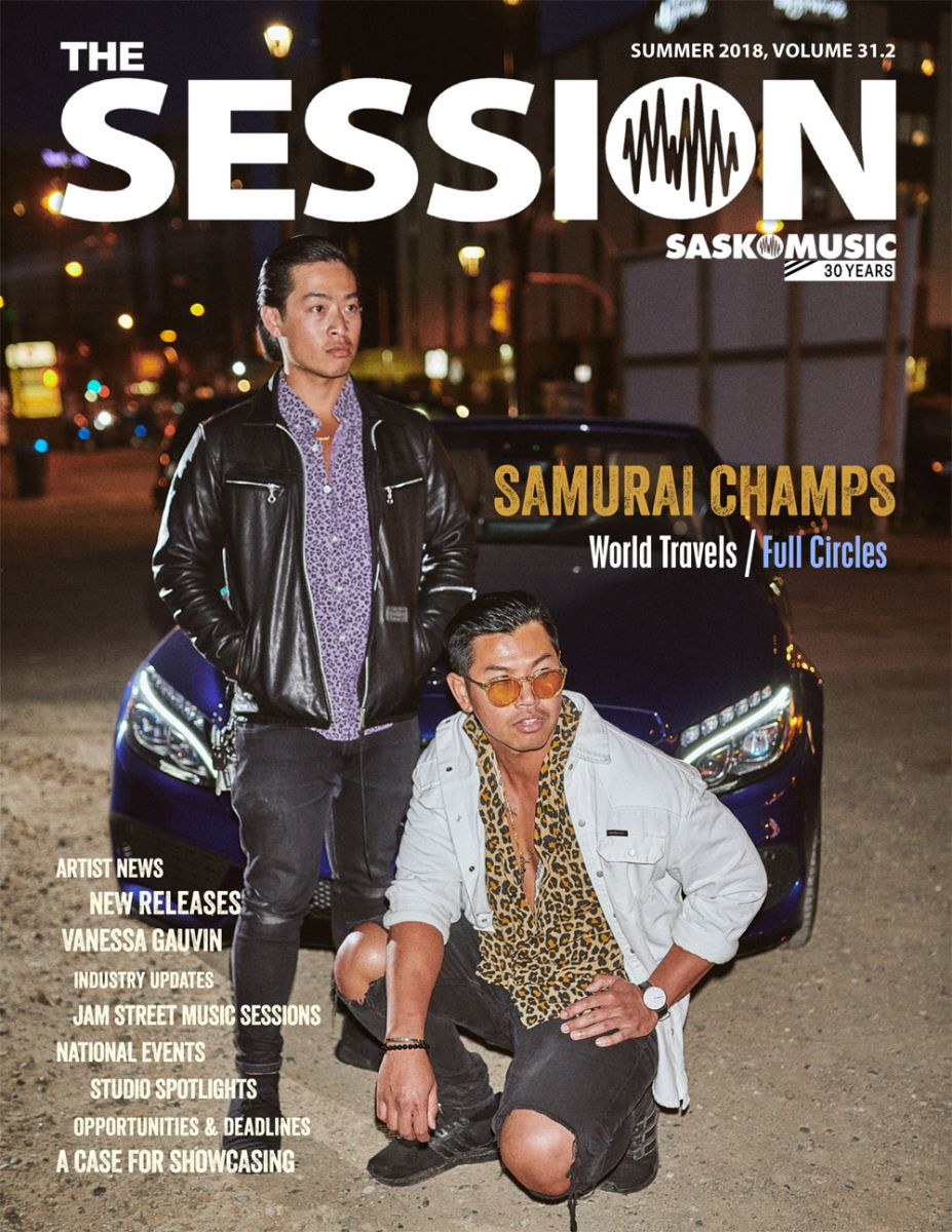 The Session Feb 2018 cover