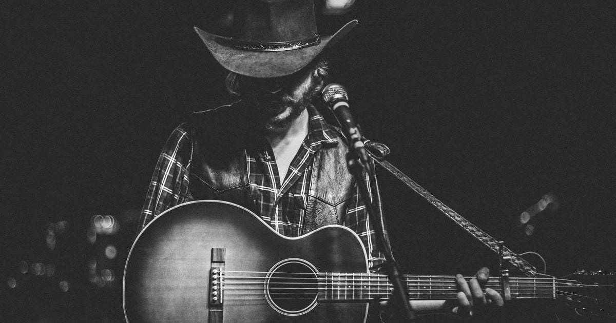 Colter Wall promo by Melissa Stilwell