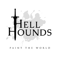 Hell Hounds -  Paint the World