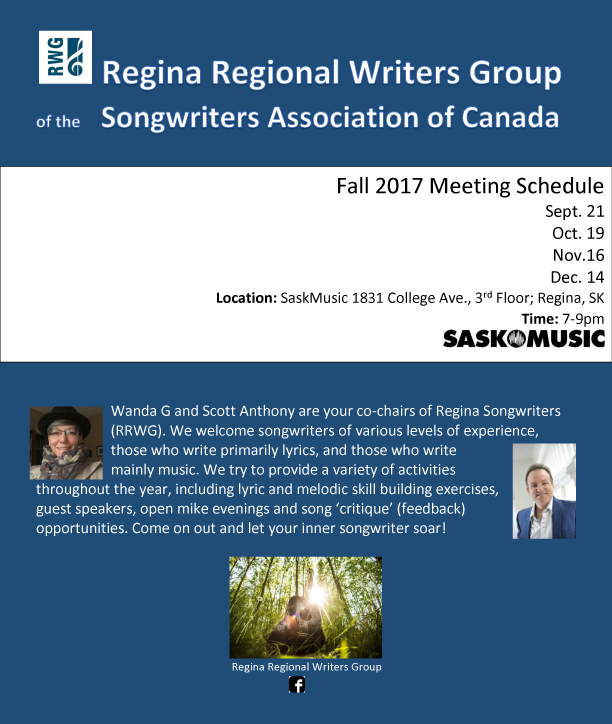 RRWG fall dates