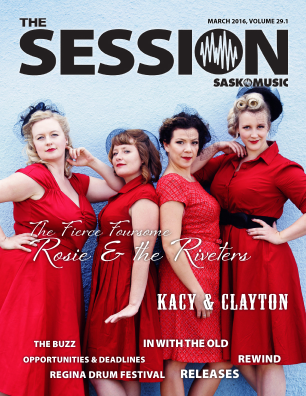 Rosie & the Riveters cover
