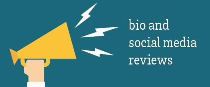 Bio Social Reviews