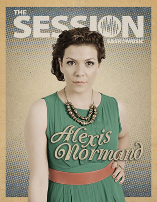 Alexis Normand - The Session cover