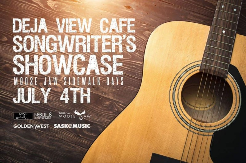 Deja View songwriters showcase