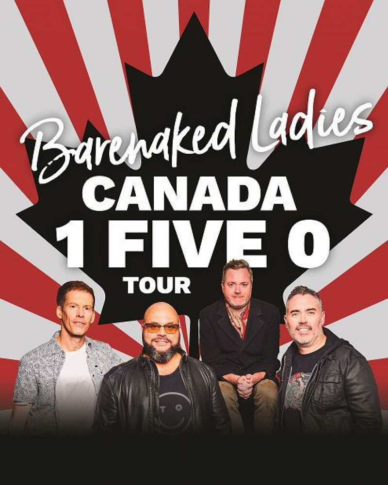 Barenaked Ladies US and Canadian touring plans