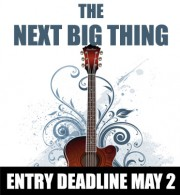 The Next Big Thing Country Talent Search for 2014 Opens