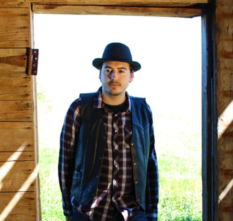 Tyler Gilbert returns to rock roots while recording his next album