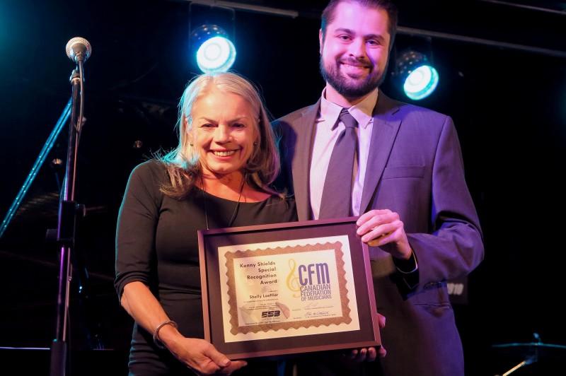 Kenny Shields Special Recognition Award Winner: Shelly Loeffler