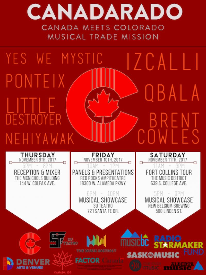 Canarado: Canada-Colorado Trade Mission