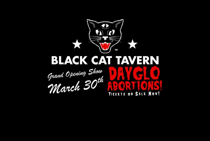 Saskatoon Live Music Venue Now Known as The Black Cat Tavern