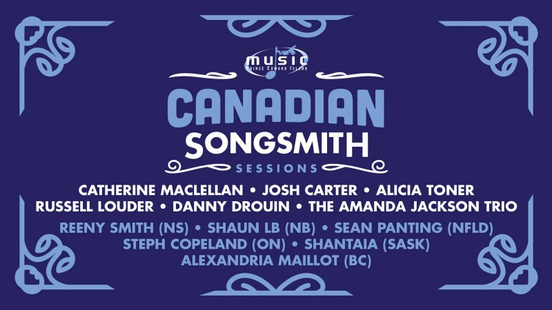 Canadian Song Conference PEI Details Announced
