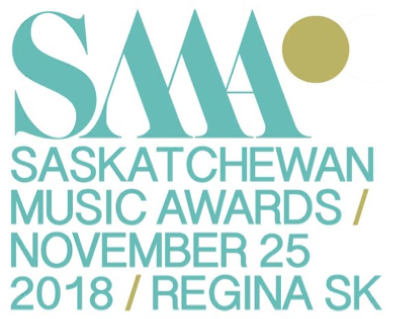 SaskMusic Announces the Nominees for the 2018 Saskatchewan Music Awards
